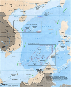 China is bruising for a military confrontation over its Nine Dash Line
