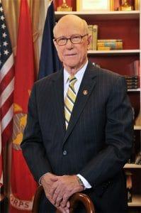 Senate Agriculture Committee Chairman, Pat Roberts (R-KS)