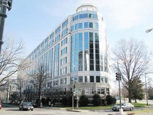 US International Trade Commission building, Washington DC